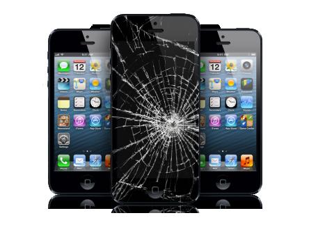Shattered Iphone Repair